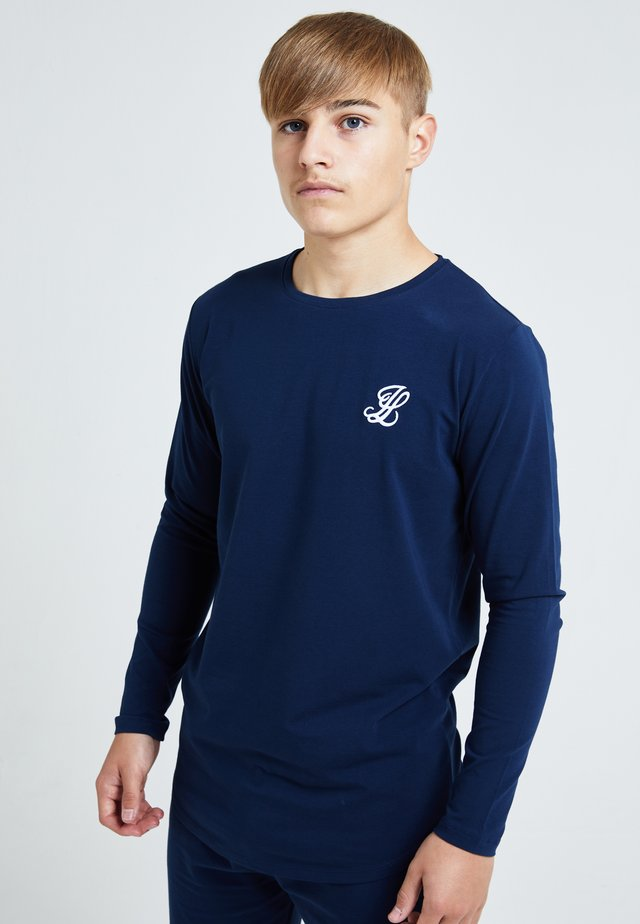 ILLUSIVE LONDON CORE - Longsleeve - navy