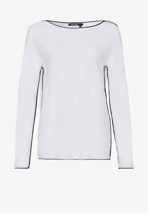 Jumper - off white varied