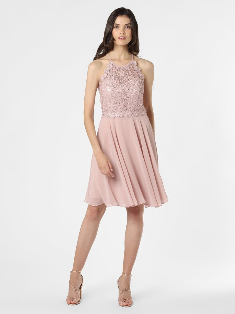 Marie Lund - ABEND - Cocktail dress / Party dress - rosenholz
