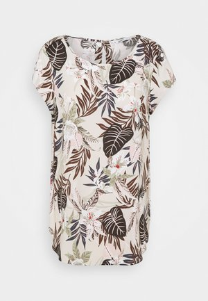 ONLNOVA LIFE TALL - Blouse - pumice stone/jungle spirit