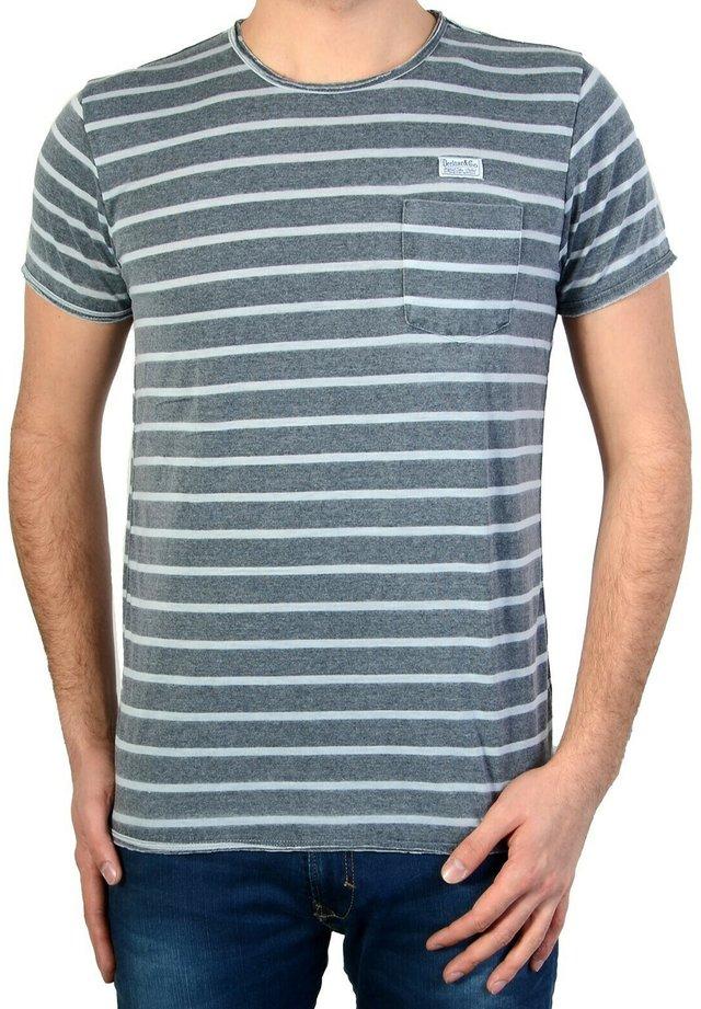 JASON - T-shirt imprimé - grey