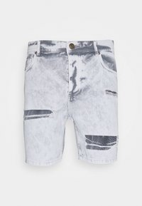 CANNESGREY - Jeansshort - grey