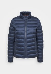 Marc O'Polo - JACKET REGULAR LENGTH WITH STAND UP COLLAR  - Winter jacket - dark night - 0