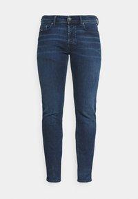 Diesel - SLEENKER - Jeans Skinny Fit - dark blue - 3