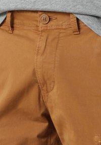 Napapijri - MOTO - Cargo trousers - chipmunk beige - 3