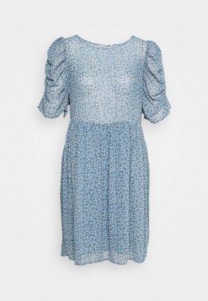 ONLZOE DRESS - Day dress - faded denim