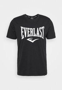 BASIC TEE RUSSEL - T-shirt print - black