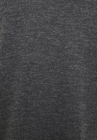 Anna Field - Langærmede T-shirts - mottled grey - 2