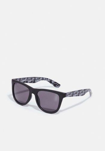 OPUS JAPANESE DOT SUNGLASSES UNISEX - Sunglasses - black