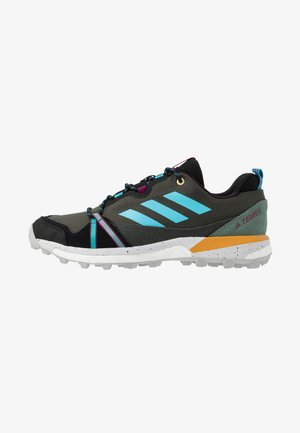 TERREX SKYCHASER  - Hiking shoes - legend earth/hi-res aqua