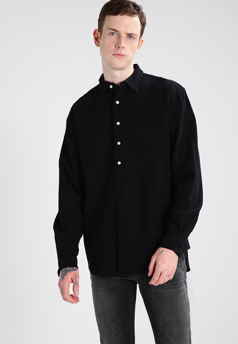 Resteröds - POP OVER - Camisa - black