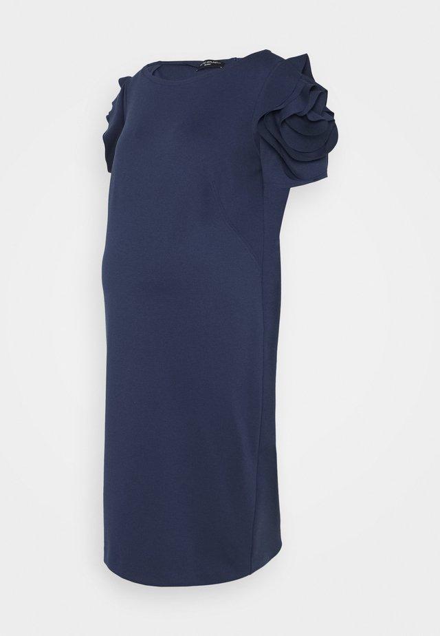 CAPRI - Vestito di maglina - moonlight blue