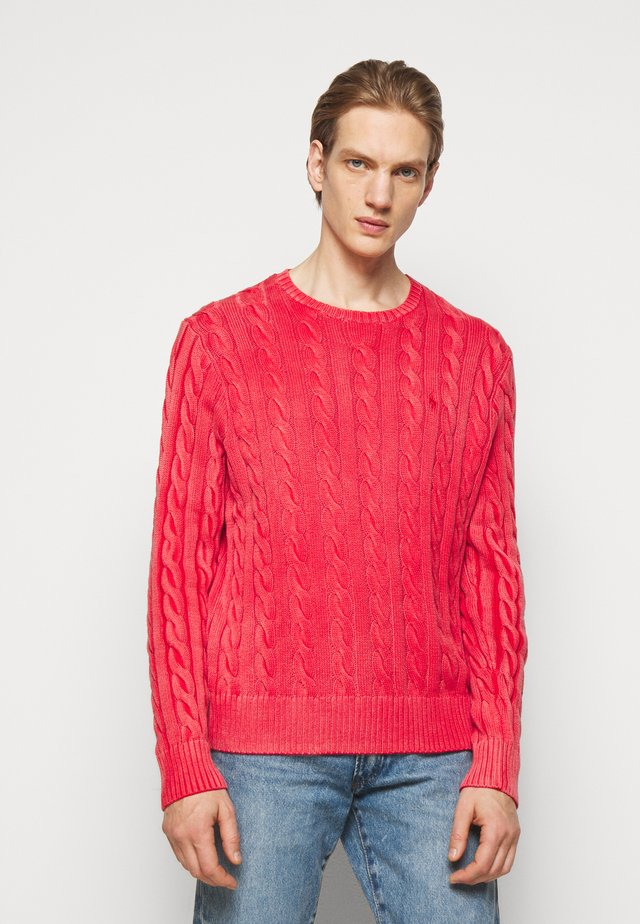 Maglione - rouge