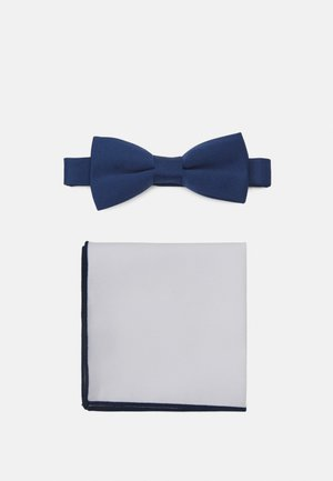 ONSTED BOW TIE SET - Pochet - dark navy