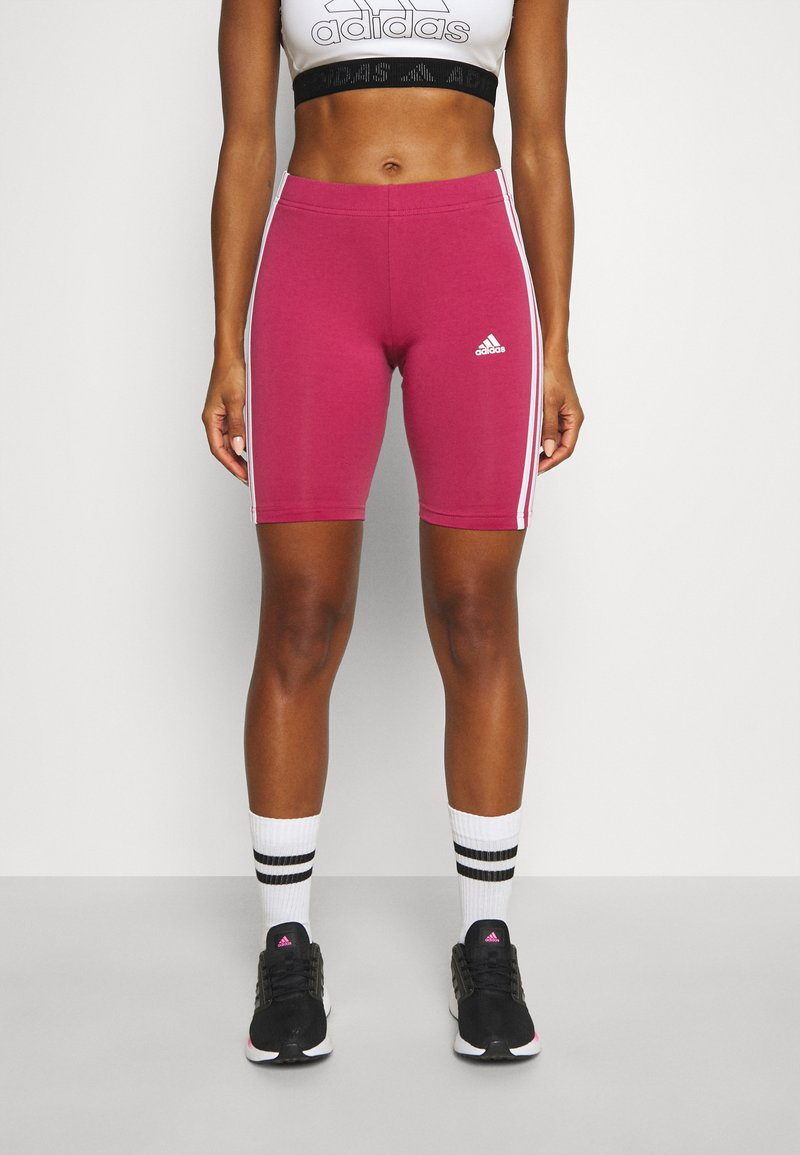 adidas Performance - Tights - pink/white