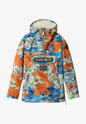 Windbreaker - multi camo