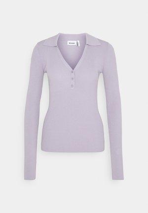 FLAVIA - Long sleeved top - purple dusty light