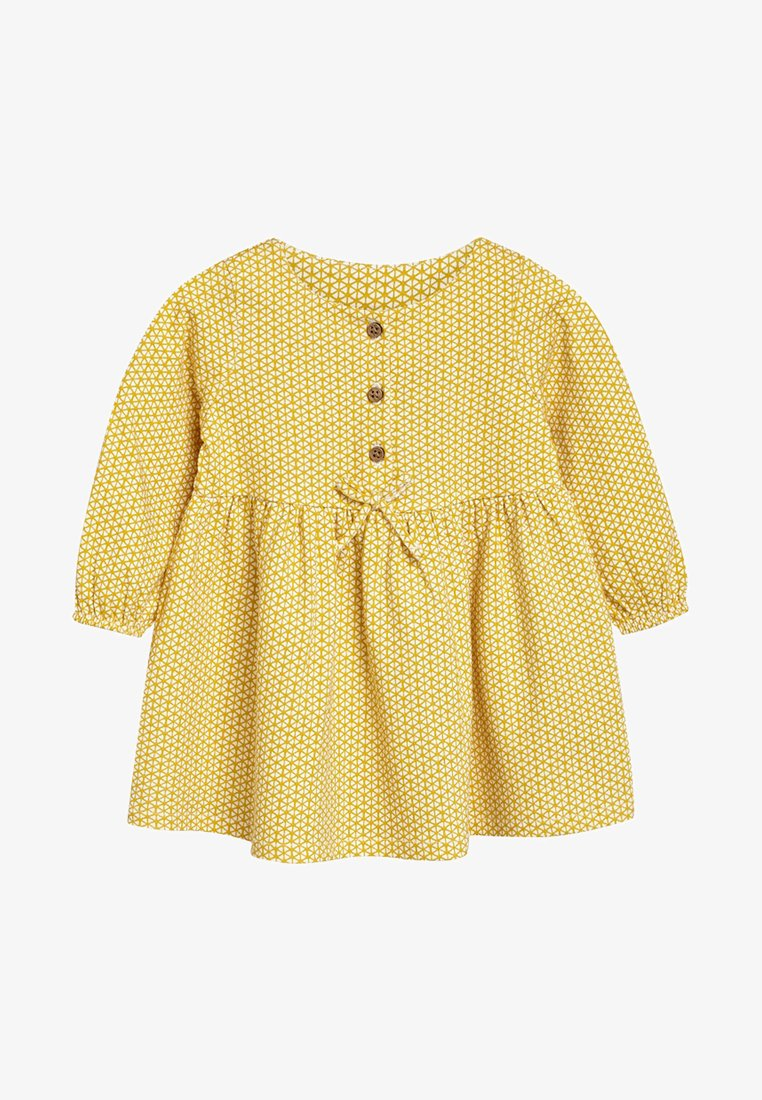 Next - Korte jurk - yellow
