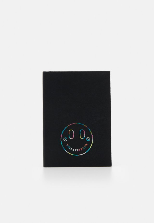 SMALL NOTEBOOK BOXED - Accessorio - black