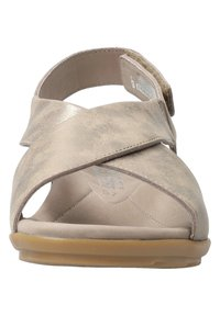Mephisto - SANDALETTE PHARA - Sandals - dark taupe - 6