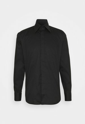 MODERN FIT - Shirt - black