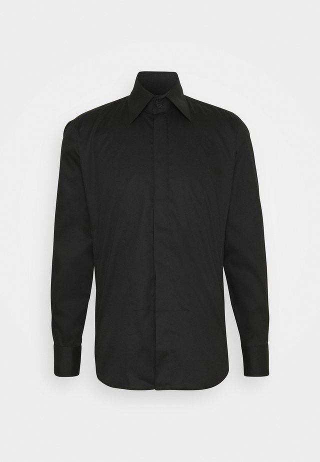 MODERN FIT - Hemd - black