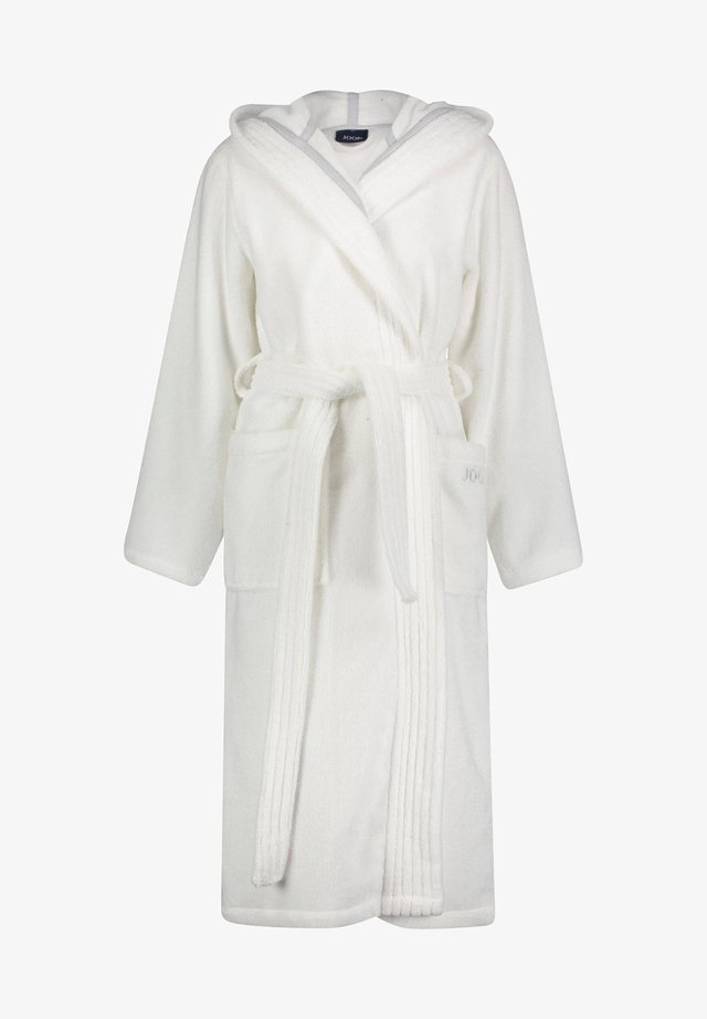 JOOP! DAMEN BADEMANTEL - Dressing gown - weiss