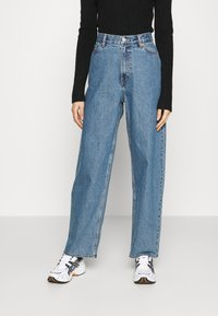 Weekday - RAIL  - Relaxed fit jeans - wash 90's blue - 0