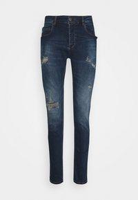 REY - Slim fit jeans - mid blue