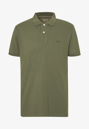 Poloshirt - khaki green