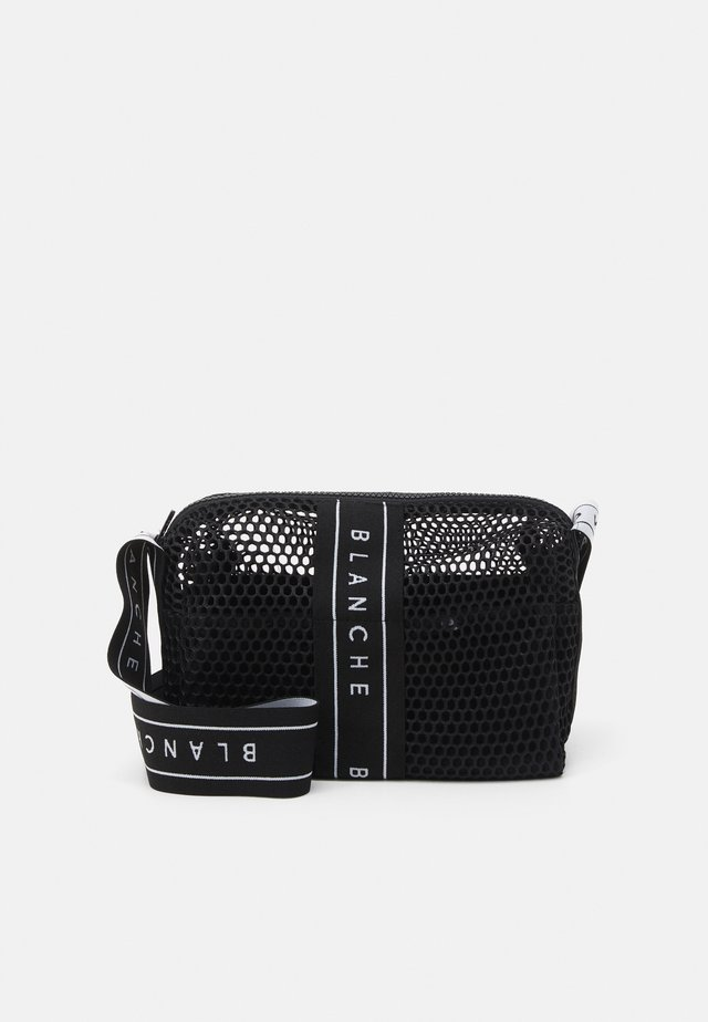CROSS OVER BODY BAG - Sac bandoulière - black