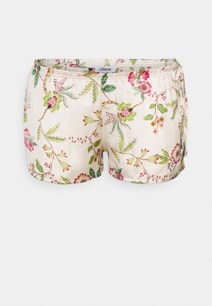 STRALE SHORT - Pyjama bottoms - off-white/multicoloured