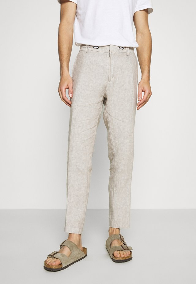 JULI - Kalhoty - beige