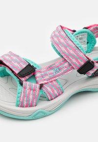 CMP - KIDS HAMAL HIKING UNISEX - Walking sandals - gloss - 5