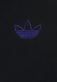 adidas Originals - 3 STRIPE TEE - T-shirt print - black/sonic ink - 2