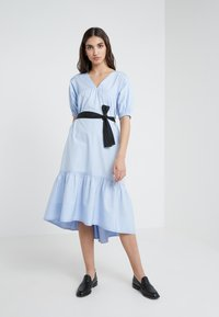 3.1 Phillip Lim - MIDI FLARE DRESS - Day dress - oxford blue - 1