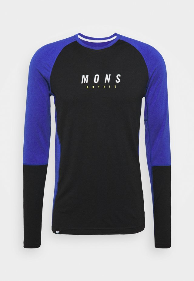OLYMPUS 3.0 - Undershirt - ultra blue/black