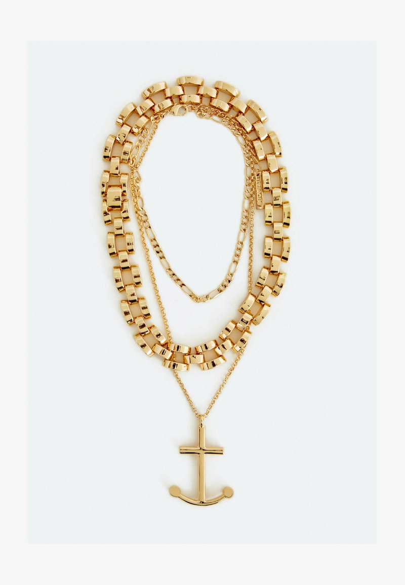 Uterqüe - Necklace - gold