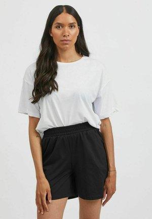 OVERSIZE BASIC - Basic T-shirt - optical snow
