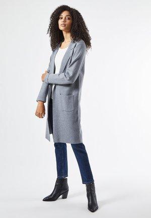 Płaszcz wełniany /Płaszcz klasyczny - grey
