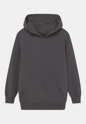 BOYS HOODIE - Sweater - dunkelgrau reactive