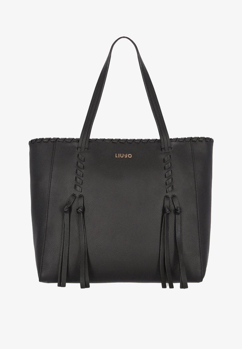 LIU JO - Tote bag - black