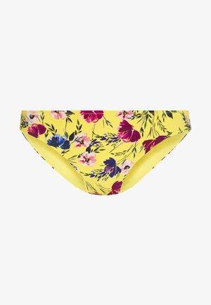 DELILAH - Bikini bottoms - jaune soleil