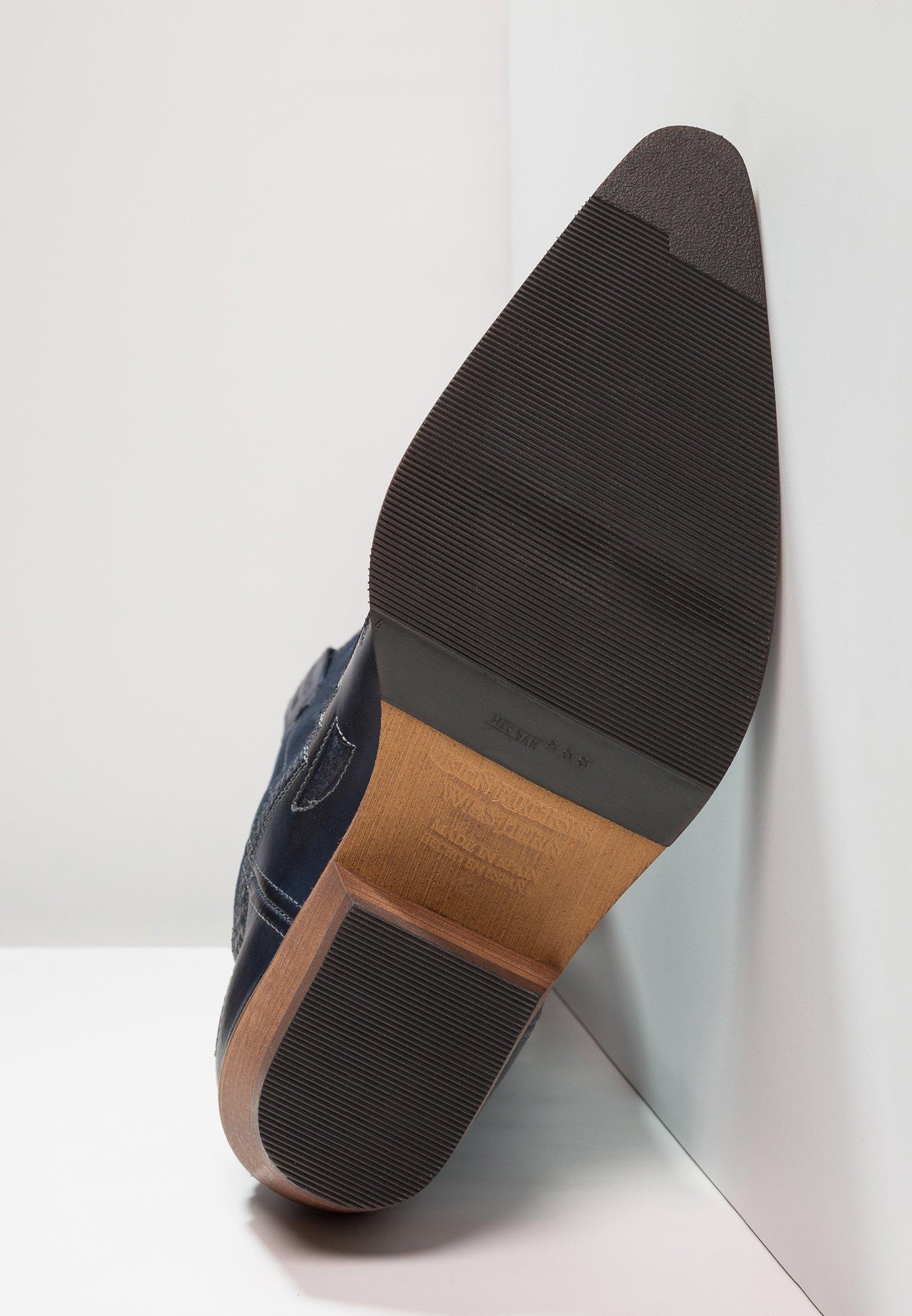 2013 Cheapest Kentucky's Western Cowboy/Biker boots - tint/baltico | men's shoes 2020 Lg95V