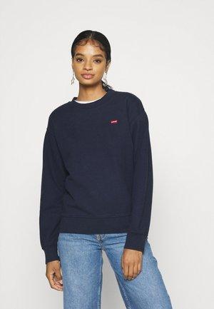 STANDARD CREW - Sweatshirt - peacoat
