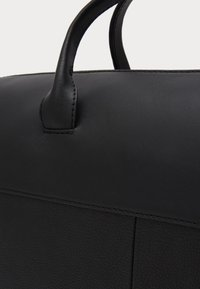 Zign - UNISEX LEATHER - Briefcase - black - 2