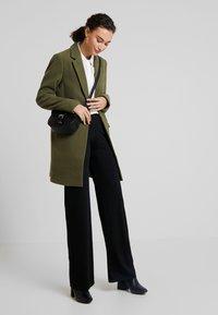 Even&Odd - Manteau classique - khaki - 1