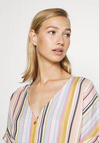 Nümph - LALANGE DRESS - Shirt dress - multi-coloured - 3