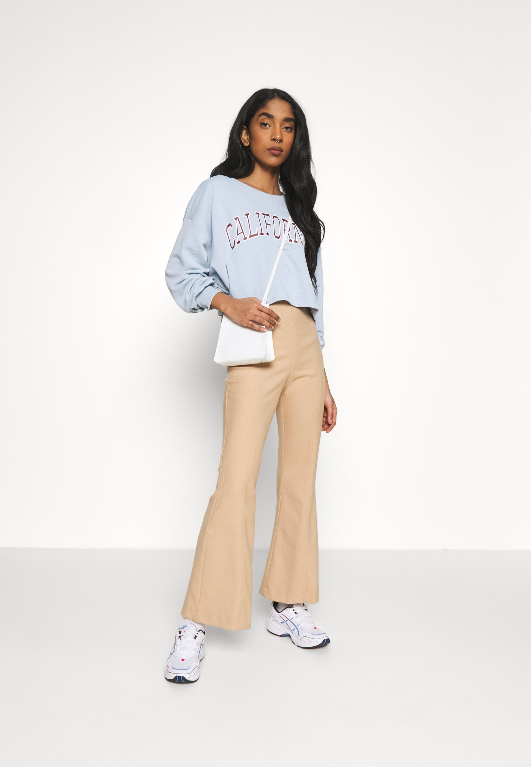 Women ONLLAILA CROPPED COLLEGE  - Sweatshirt