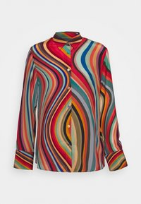 PS Paul Smith - Button-down blouse - multi-coloured - 0
